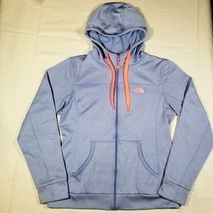 THE NORTH FACE Woman's Hoodie Jacket full zipped